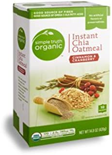 Best instant chia oatmeal Reviews