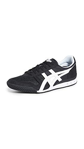 Asics Herren Onitsuka Tiger Ultimate 81 Schuhe, 42 EU, Black/White