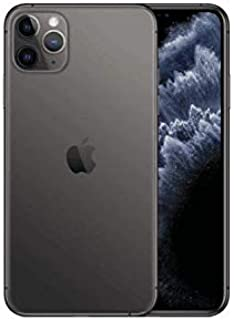 Apple iPhone 11 Pro Max - 512GB - Network Unlocked - Space Grey (Renewed)