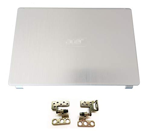 Replacement for Acer Aspire A515-43 A515-52 Series LCD Top Case Back Cover & Hinges Sets