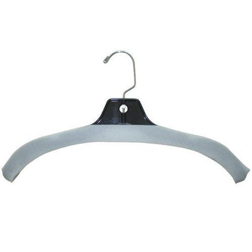 Only Hangers Foam White Pack of 100 Covers