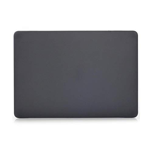 Matte Hard case for MacBook Pro13 Air13 Touch13 A1932 A2179 A1466 A2251 Retina Laptop Protect case with Keyboard Cover-L2W- black-A1502 A1425 Pro13