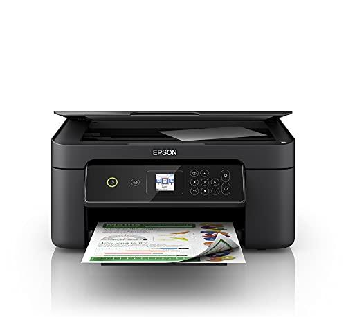 Epson Expression Home XP-3150 | Impresora WiFi A4 Multifunción con Impresión a Doble Cara (Dúplex) y Pantalla LCD | 3 en 1: Impresión, Copiadora, Escáner | Mobile Printing ⭐