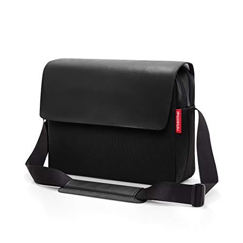 reisenthel courierbag 2 35 x 26 x 11 cm canvas black 10 Liter