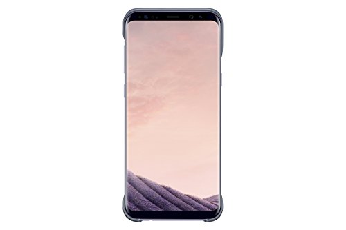 Samsung EF-MG955CEEGWW 2Piece Cover (geeignet für Samsung Galaxy S8+) grau