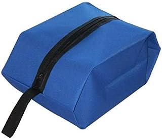 حقيبة حفظ وتنظيم الاحذية للرجال والنساء ، قطعتين