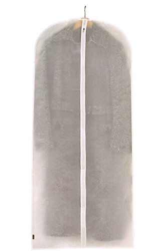 Ordex® Mantel- und Kleiderschutzhülle Schutzhülle - platzsparend, geschützt und staubfreie Aufbewahrung