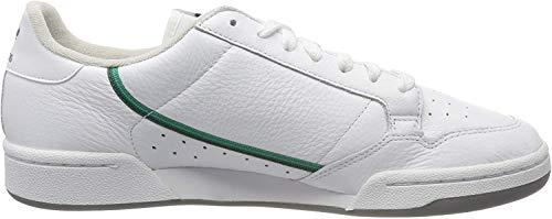 adidas Continental 80, Zapatillas de Gimnasio para Hombre