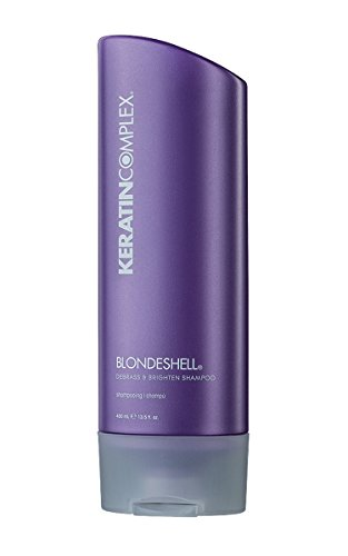 Keratin Complex Blondeshell Shampoo - 400 ml