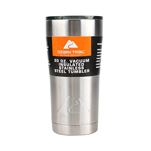 Ozark Trail 20 oz Vacuum Insulated Stainless Ste