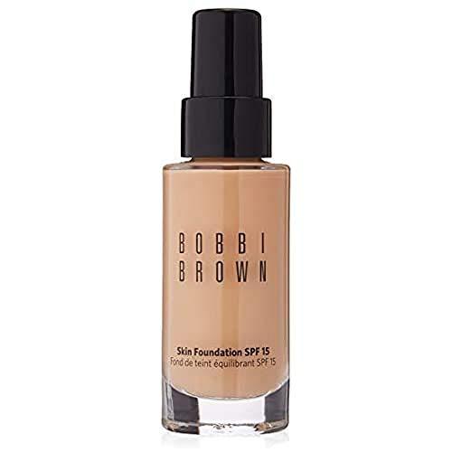 Bobbi Brown Skin Foundation SPF 15, No. 3.5 Warm Beige, 1 Ounce