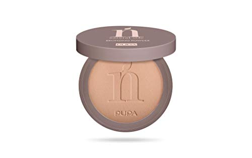 Pupa Natural Side Bronzing Powder 001