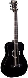 martin lx black acoustic travel guitar