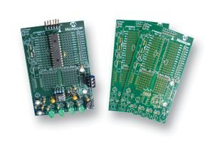 Best Price Square PICKIT, LIN, 28 PIN, Demo Board DM164130-3 by Microchip