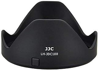 JJC LH-JDC100 Parasol para Lente de 67mm para Canon PowerShot G3X/SX60/SX50 Color Negro.