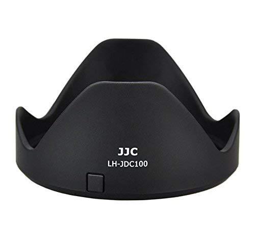 JJC LH-JDC100, Parasol para Lente de 67mm para Canon PowerShot G3X/SX60/SX50, Color...