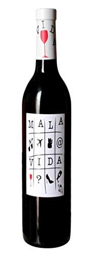 MALA VIDA - Roble - Varietal - Bodegas Arraez - 75cl. - caja 6 und.