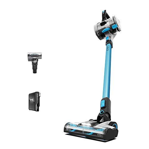 Vax 1-1-142311 ONEPWR Blade 3 Pet Cordless Vacuum Cleaner with Motorised Pet Tool – CLSV-B3KP, Cyan Blue