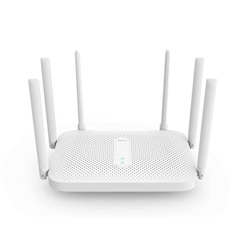xiaoxioaguo Router Gigabit ancho de banda 2.4G 5.0GHz Router inalámbrico doble banda Router Wifi Repetidor