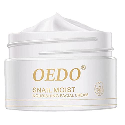 YepYes Crema húmeda Anti-envejecimiento Antiarrugas Crema de Cara con reafirmante Cuidado de la Piel Que blanquea la Esencia para la Piel hidratante 40 g para Hombres Hombres