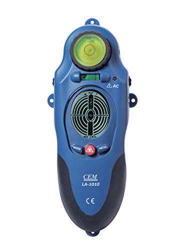 Stud Finder Centro de localización 3-en-1 Metal CA Detector de pared Pared de pared Escáner de alambre Buscador de madera Buscador de madera con pantalla LCD y advertencia de sonido