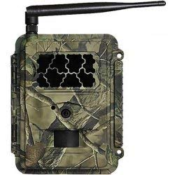 Spromise S328 Cámara de Caza, Aguardos, Fototrampeo y Vigilancia, con envío de fotos al móvil, Leds Invisibles, 12Mp, tiempo de disparo 0,6 segundos, Videos FHD, 18m iluminacion nocturna, IP67
