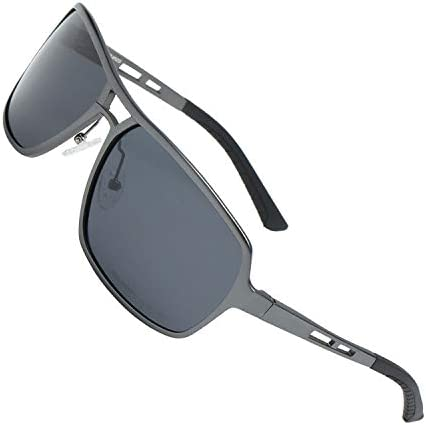 Xloop Polarized Aircraft Aluminum Aviator Fashion Driving Sunglasses For Women Men product image