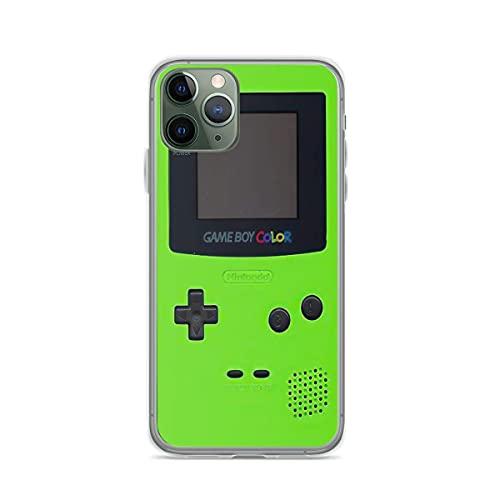 Compatible con iPhone Samsung Xiaomi Redmi Note 10 Pro/Note 8/9/Poco M3 Pro/Poco X3 Pro Funda-Nin Ten Do Gameboy Pocket Fundas de teléfono a Prueba de Golpes,Suaves y Transparentes
