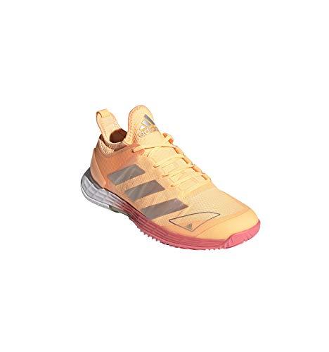 adidas Adizero Ubersonic 4 W, Zapatillas de Tenis Mujer, NARACI/Plamet/ROSBRU, 41 1/3 EU
