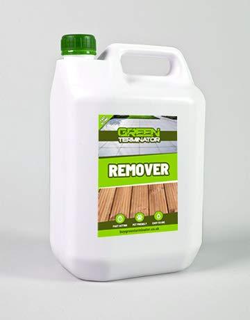 Green Terminator: Remover - 5 litre