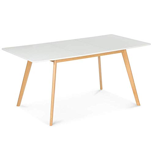 table scandinave cdiscount
