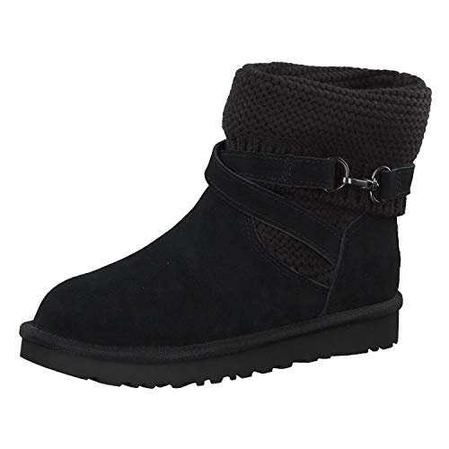 cute black suede boots for teens