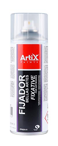 Spray para Bellas Artes Artix Paints (FIJADOR BELLAS ARTES)