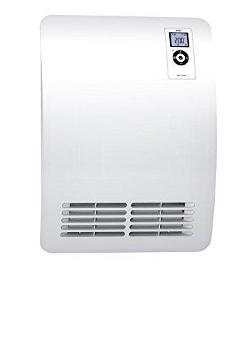 AEG Ventilatorheizung VH Comfort für Badezimmer, Beleuchtetes LC-Display, Silent-mode, 3-stufiges Sicherheitskonzept, Ökodesign 2018, 2000 W, 238722