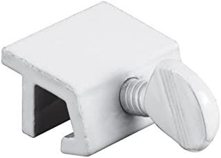 Defender Security U 9823 Sliding Window Security Lock with Economy, White,(Pack of 4)