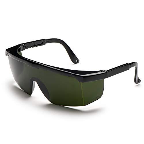 Occhiali protettivi/sovraocchiali modello 511 con lente IR 5 per saldatore