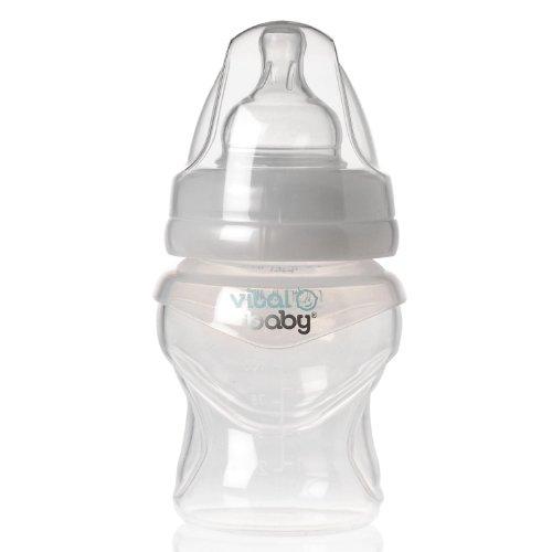 Innovaciones Vitales 492 de botellas 211 Airflow Silicio, 150 ml, a partir de 0 meses
