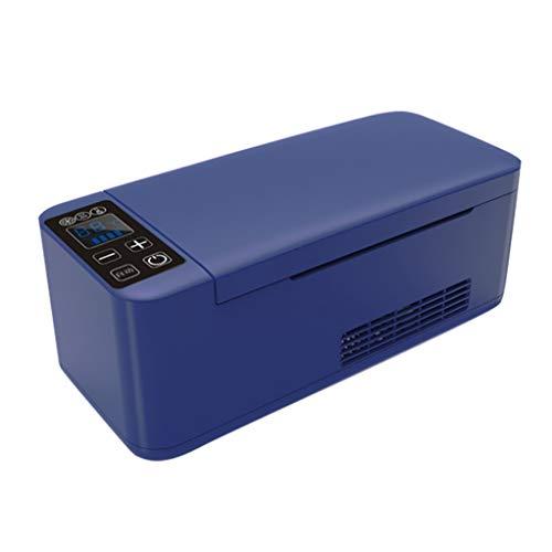 GSS-Sports Draagbare koelapparaat, medicijnrefrissering, kleine koelkast, alarm bij hoge temperatuur, verwarming, intelligente temperatuurregeling