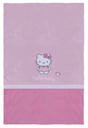 Hello Kitty Couvre Lit - Alice - 80 x 120 cm