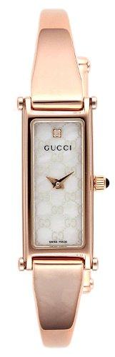 [グッチ]腕時計1500YA015560並行輸入品ピンクゴールド[並行輸入品]