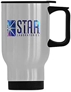 STAR LABS Coffee Tea Cup Stainless Steel Travel Cup 14 Ounces