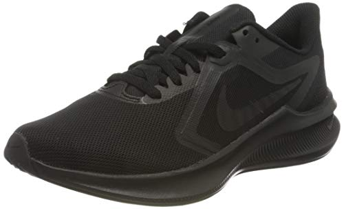 Nike Damen Downshifter 10 Running Shoe, Black/Black, 39 EU