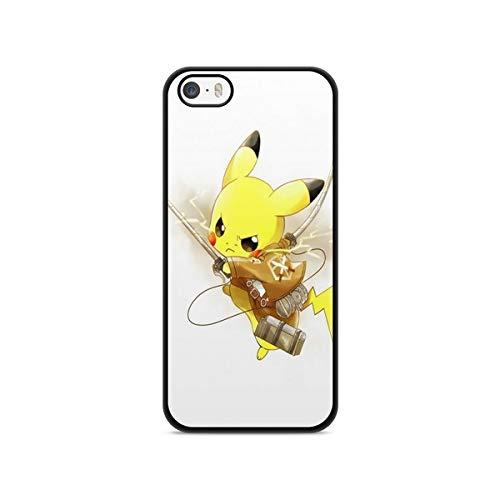 Coque pour Iphone 6 / 6s Pokemon go Team Pokedex Pikachu Manga Tortank Game Boy Color Salameche Noctali Valor Mystic Instinct Case + Stylet + Lingette de Nettoyage Ecran 16