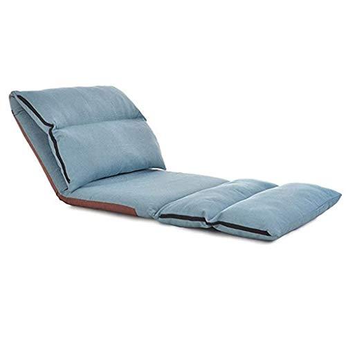 JJZXD Inicio Grueso del sofá, Dormitorio Cama reclinable, Multifuncional pequeño sofá Adecuado for su Dormitorio, Sala de Estar y balcón