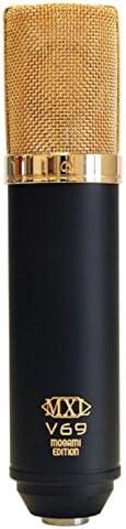 MXL V69M EDT MOGAMI Edition Large Diaphragm Tube Condenser Microphone product image