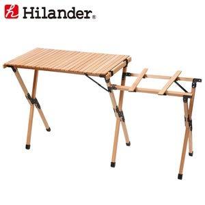 Hilander(ハイランダー) ウッドキッチンテーブル