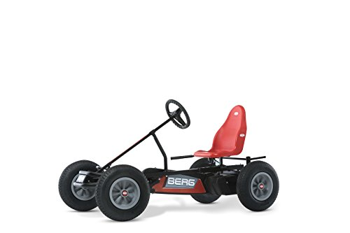 Why Choose CH4X4 INDUSTRIES Berg Basic RED BFR Pedal GO Kart