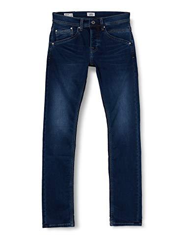 Pepe Jeans Herren Track Jeans, blau, 36