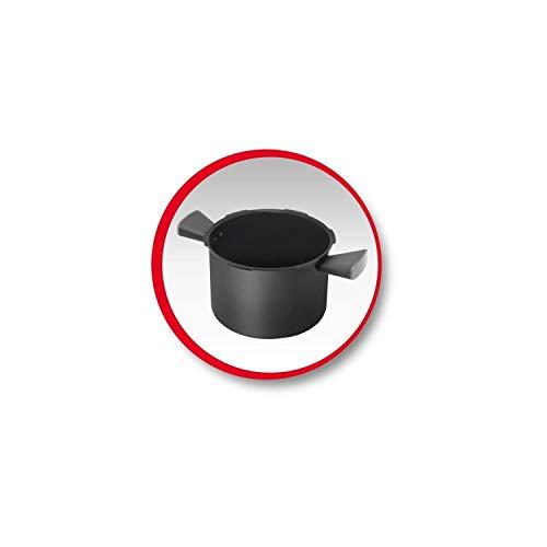 Moulinex Multicuiseur Intelligent Cookeo+ Connect via Application Bluetooth 6L 6 Modes de Cuisson 200 Recettes Préprogrammées Jusqu'à 6 Personnes Noir CE857800