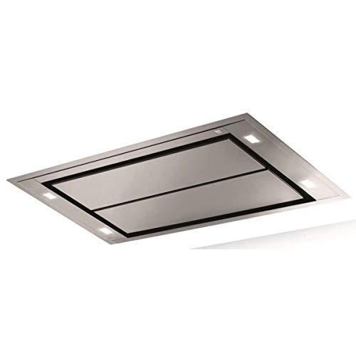 Hotte de plafond Roblin 6209269 - Hotte aspirante Intégrable - largeur 99 cm - Débit d'air maximum (en m3/h) : 839 - Niveau sonore Décibel mini. / maxi. (en dBA) : 45 / 63